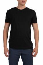 "Dolce & Gabbana D&G ""Underwear"" Men's Black Basic T-Shirt US XS S M"