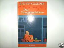 JOSTEIN GAARDER DAS ORANGENMÄDCHEN