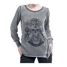 VOLCOM Clap Hands Crew fleece sweatshirt women's felpa pile donna cod. B4831480