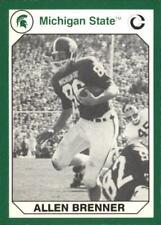 1990-91 Michigan State Collegiate Collection 200 Sports Card Pick