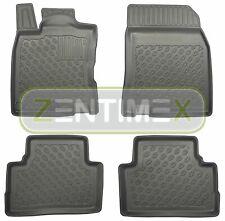 Tappetini in gomma / TPE 3D Premium per Nissan Qashqai 2 J11 Facelift SUV 5-p 2F