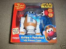 New Star Wars Mr. Potato Head Artoo-Potatoo w/ Princess