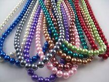 Collar de Perlas o pulsera Ingeniosamente Brillante Perlas Art Deco Estilo