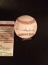 Rubby De La Rosa Signed Autographed Rawlings OML baseball! Red Sox! JSA! RARE
