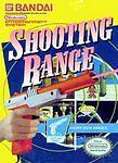 SHOOTING RANGE NES NINTENDO GAME COSMETIC WEAR