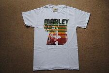 Bob Marley 75 Manchester England T SHIRT NUOVA UFFICIALE Natty dread ESODO Kaya