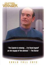Quotable Star Trek Voyager P2 Promo Card NSU