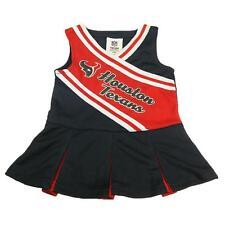 NFL 2017 NWT Houston Texans AUTHENTIC Licensed Cheerleader Uniform 18 M - 2 T
