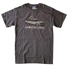 Cazafantasmas coche gris Permanecer Puft Ecto - 1 Oficial Camiseta Unisex 6E