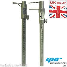 YNR England New Krekeler Sliding Caliper Dental Implant Gauge Measuring Scale CE