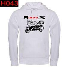 Felpa personalizzata moto Bmw R1200s R 1200 R1200 S hoodie motorrad