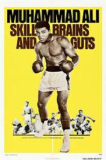 006 Vintage Sports Poster Art   Muhamed Ali