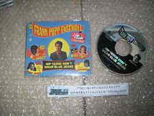 CD Pop Frank Popp - Hip Teens Dont Wear Blue Jeans (3 Song) MCD / UNIQUE REC