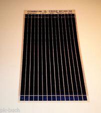 Microfich Ersatzteilkatalog Citroen LN / LNA Stand 05/1984