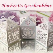 Hochzeit Gastgeschenk Schachtel Geschenkbox Bonbonbox Kommunion Geldgeschenk