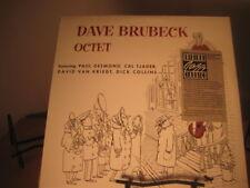 DAVE BRUBECK CAL TJADER OCTET W/ COLLECTORS 1984 UNIQUE MARKETING STICKER SERIES
