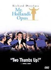 Mr. Hollands Opus (DVD, 1999, Richard Dreyfuss)