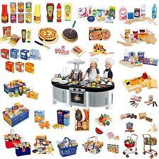 Zubehoer Spielküche Kinderküche für Kinder Kaufladen Kaufmannsladen Miniaturen