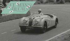 Calcas Jaguar XK120 Le Mans 1951 21 1:32 1:43 1:24 1:18 XK120S decals