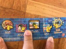 Pin Pikachu Regional Pokemon Center Okinawa