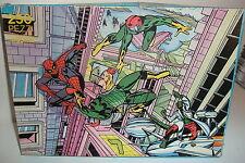 PUZZLE dell' UOMO RAGNO  Clementoni anno 1977 con scatola