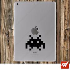 Sticker Autocollant Apple IPAD AIR TABLETTE - Space invaders IPAD28