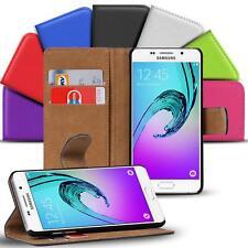 Samsung Galaxy A3 2016 Handy Klapp Tasche Schutz Hülle Book Flip Cover Case Etui