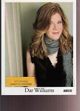 dar williams limited edition press kit