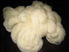 Schafwolle Schurwolle Strickgarn, Natur Wolle 1000g ein echtes Naturprodukt