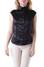 John Richmond VI-RCM0362 camisa para mujer - color Negro ES