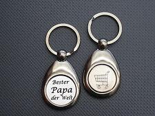 Schlüssel- Anhänger mit Doppelfunktion -Beste(r)  Mama, Oma, Papa Opa der Welt-