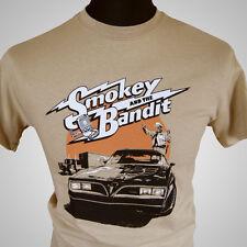 Los Caraduras película temática Retro T Shirt Burt Trans Am 70's Bronceado