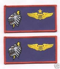 11th TASS PILOT WINGS patch