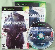 Indigo Prophecy Xbox complete