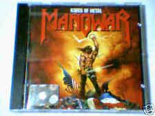 MANOWAR Kings of metal cd GERMANY NUOVO