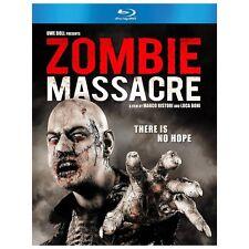 Zombie Massacre (Blu-ray Disc, 2013)