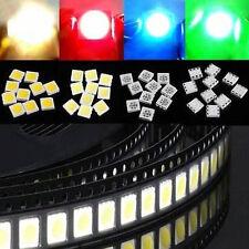 10x Power-LED PLCC-6 5050 3-Chip Weiß Warmweiß Blau Rot Grün Gelb Orange UV
