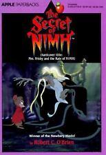 The Secret of Nimh by O'Brien, Robert C.