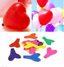 MIX 25.4Cm a forma di cuore palloncini matrimonio san valentino love festa ELIO