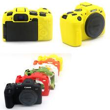 Soft Texture Rubber Silicon Case Body Cover Protector For Canon Eos Rp Camera