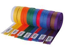 Budo-Gürtel 2-farbig   von Kwon. Gr. 200 - 320cm. Karate, Judo, Budo,