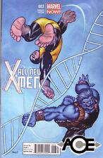 ALL NEW X-MEN #3 - Marvel Now! - VARIANT COVER