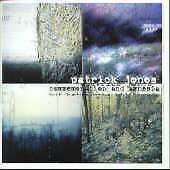PATRICK JONES - Commemoration & Amnesia CD Wales Poetry - SEALED, NEW