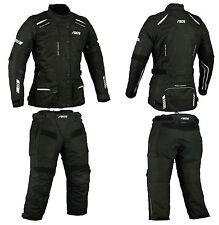Completo da Moto,Giacca + TUBO RADIATORE,FAMILIARE,Tessuto Abbigliamento moto