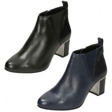Ladies Van Dal Heeled Ankle Boots 'Tangier'