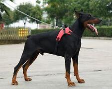 Large Dog Harness POLICE K9 Collies Collar Pet Camouflage Reflective Saddle Harn