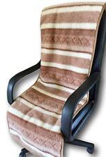 """Sesselschoner """"Skandi"""" doppelseitig Überwurf Sitzunterlage Sitzauflage Schoner"""