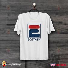 Ecstasy Rave Techno 90s Fantazia Dreamscape Retro CooL Unisex T shirt B192