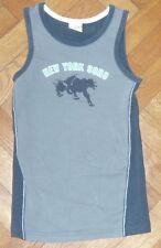 💜💜💜 NEUF  ✿T-Shirt Sanetta 6 Ans Jamais Porté Kaki Et Noir new york soho ✿