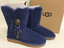 UGG Australia Azalea Shipyard Blue Charm Boots 1005382 Women's Sheepskin